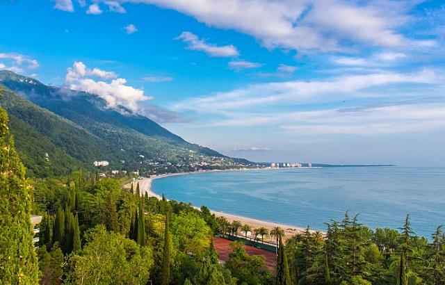 изображение фотография страна для туризма Абхазия