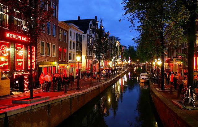 Амстердам секс туризм чехия