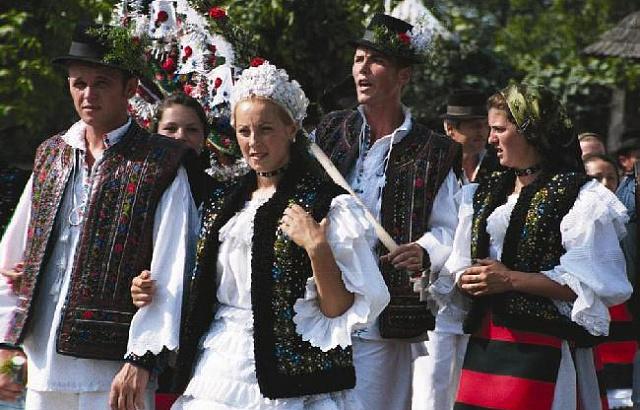 Венгерские свадьбы