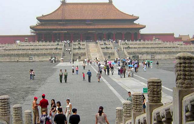 """Как самому съездить в пекин """" Отели Владимира"""