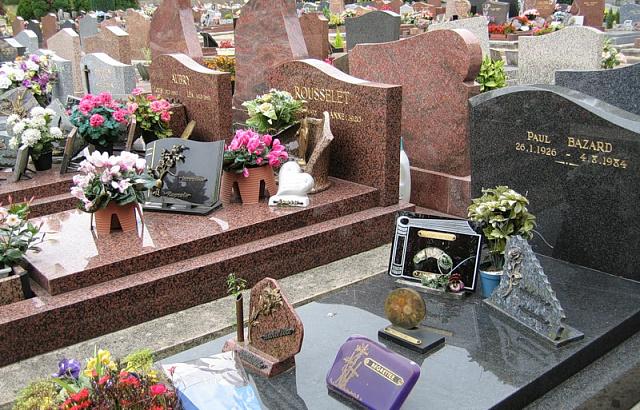 часовой русское кладбище в лионе список имен что