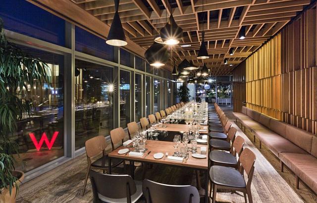 Ресторан в барселоне остров Сими