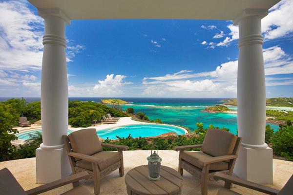 Дом на берегу океана остров Родос